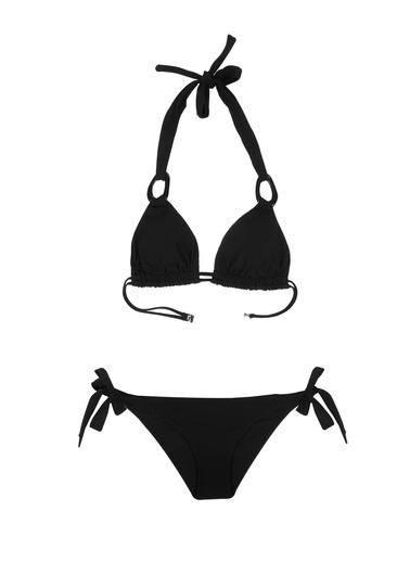 Ayyıldız Bikini Siyah